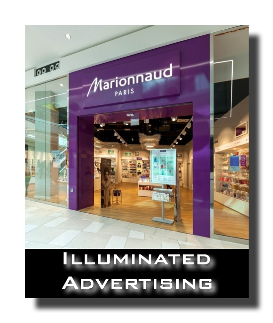 Reklamy a Loga